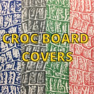 croc board cover range